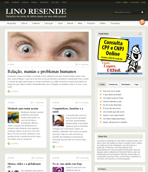 Visite Lino Resende