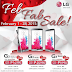 [SALE ALERT] Save up to Php6,000 on LG G3, G3 Stylus and G3 Beat Feb Fab Sale!