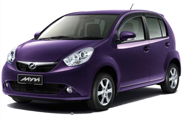 Daihatsu All New Sirion mobil mini segmen anak muda