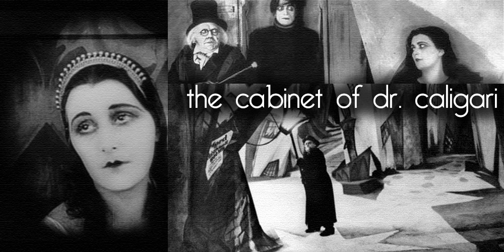 The horror honeys horror movie history the films of the - The cabinet of dr caligari 1920 full movie ...