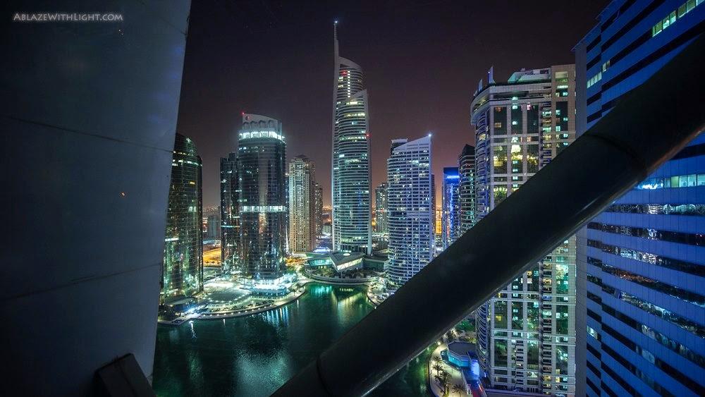 Sebastian Opitz, fotografías de Dubai