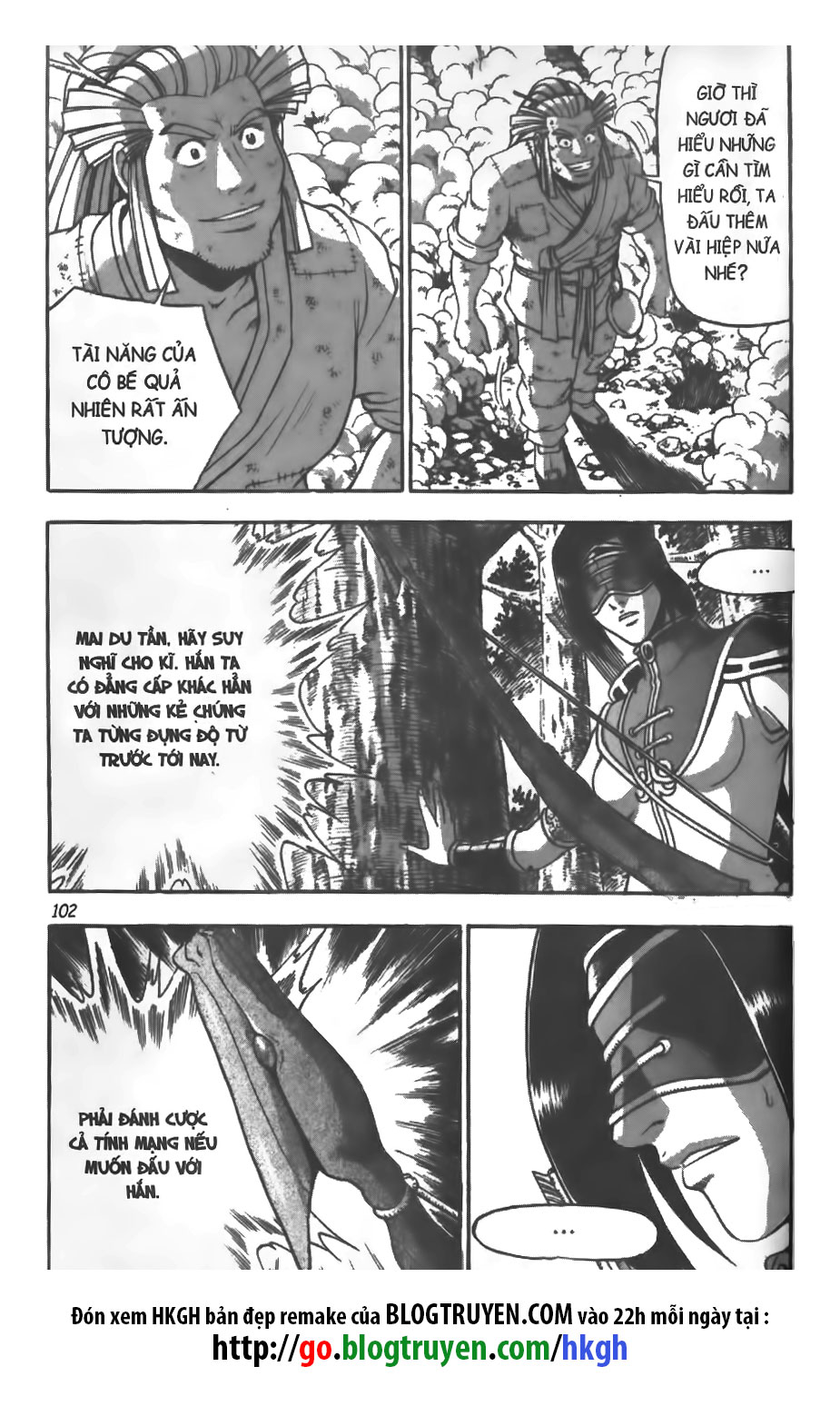 Hiệp Khách Giang Hồ chap 275 page 6 - IZTruyenTranh.com