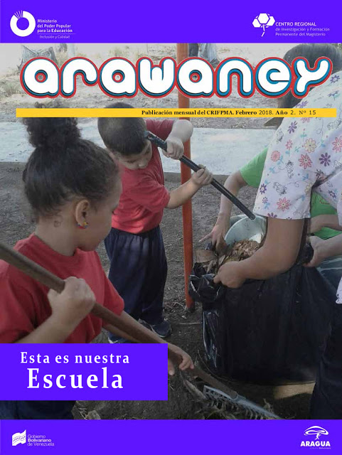 Revista ARAWANEY N° 15