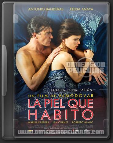 La piel que habito (BRRip + HD Castellano) (2011)