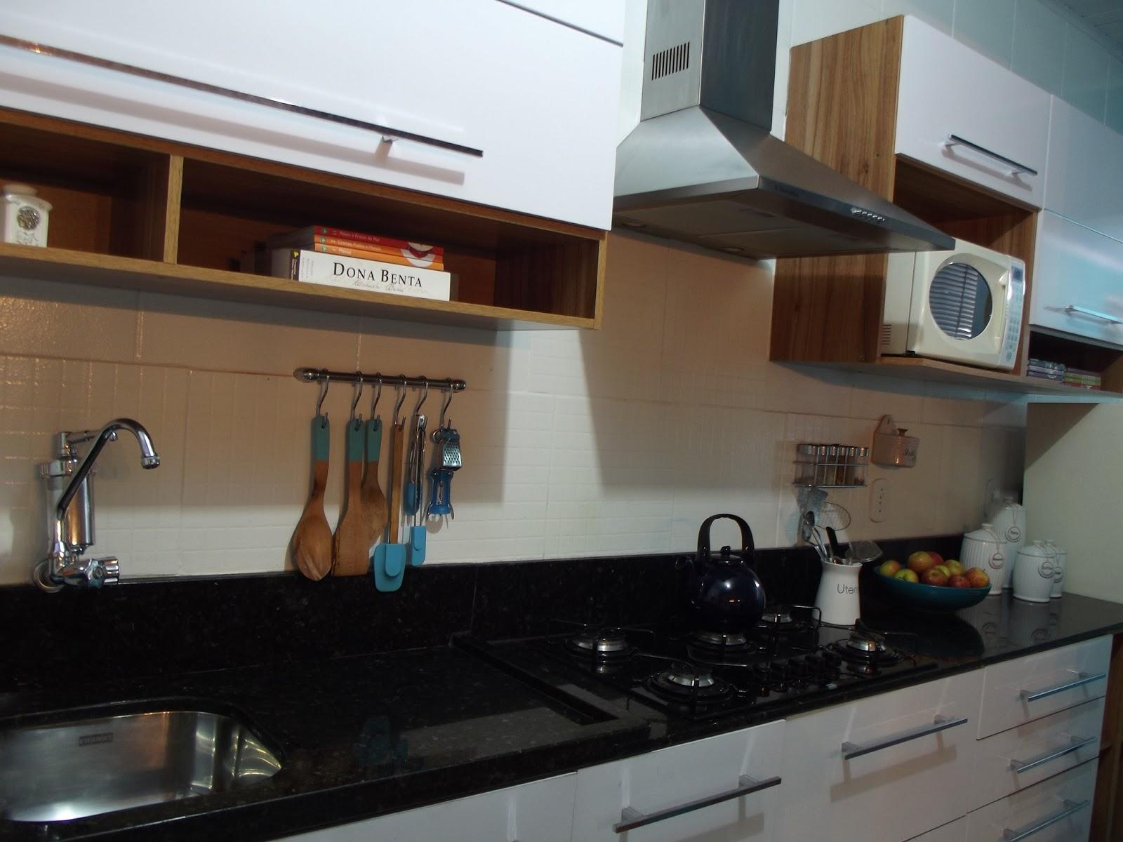 Como vcs viram a nossa cozinha e bem estreita cozinha corredor ma  #654934 1600 1200