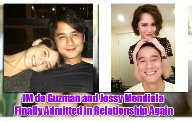 JM de Guzman and Jessy Mendiola Finally Admitted in Relationship Again
