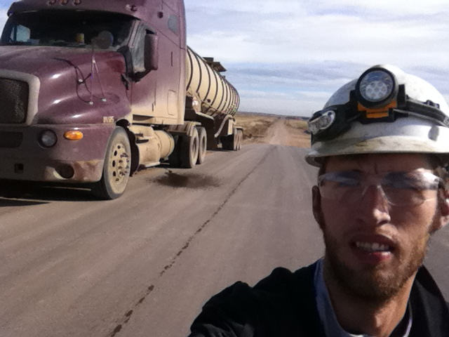Diary of an Oil Field Trucker