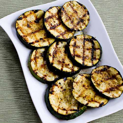 Simple Grilled Zucchini is something else I make all summer long. I ...