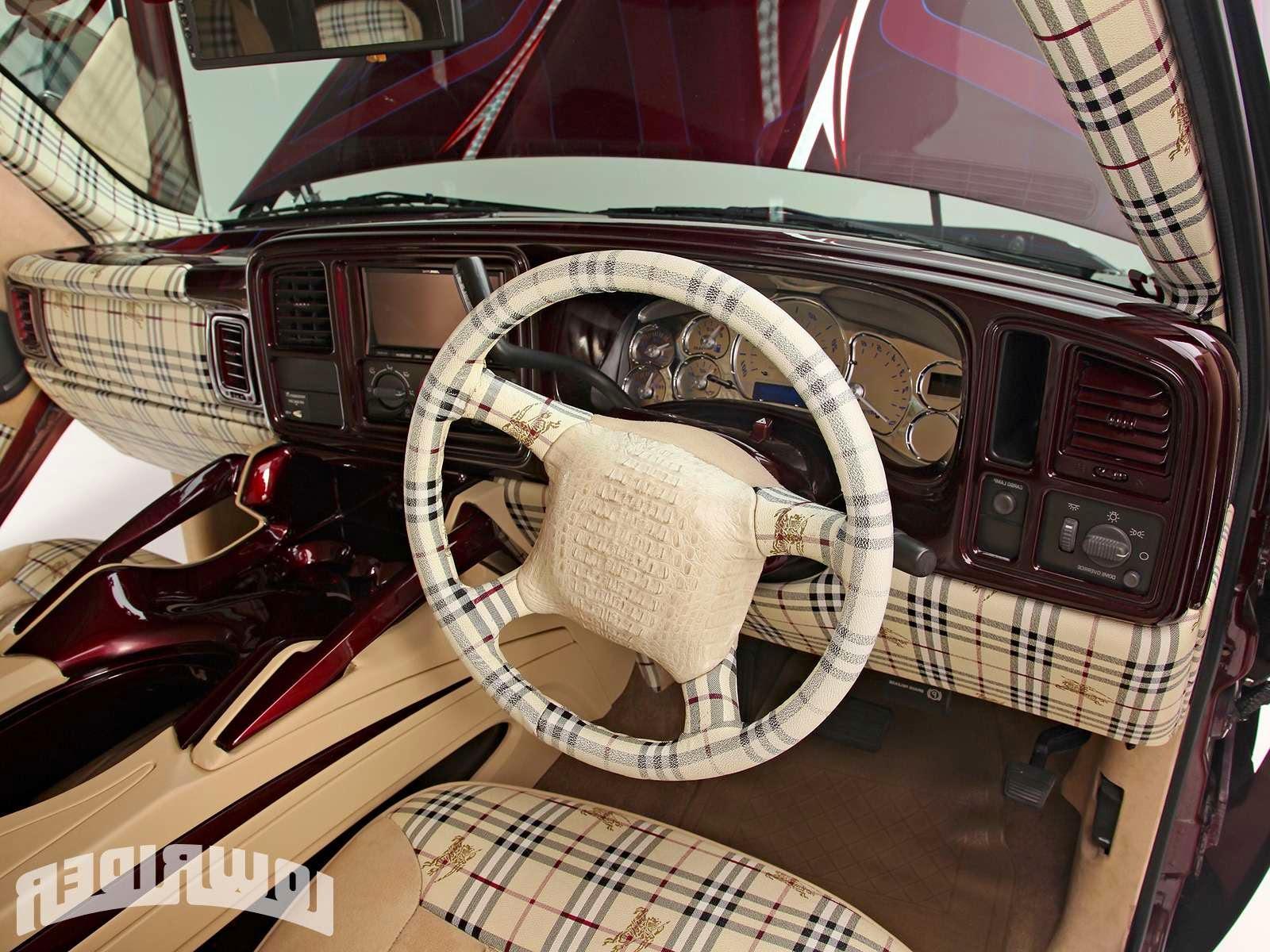 2000 Chevy Silverado Interior Pictures