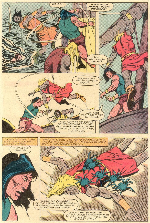Conan the Barbarian (1970) Issue #141 #153 - English 16