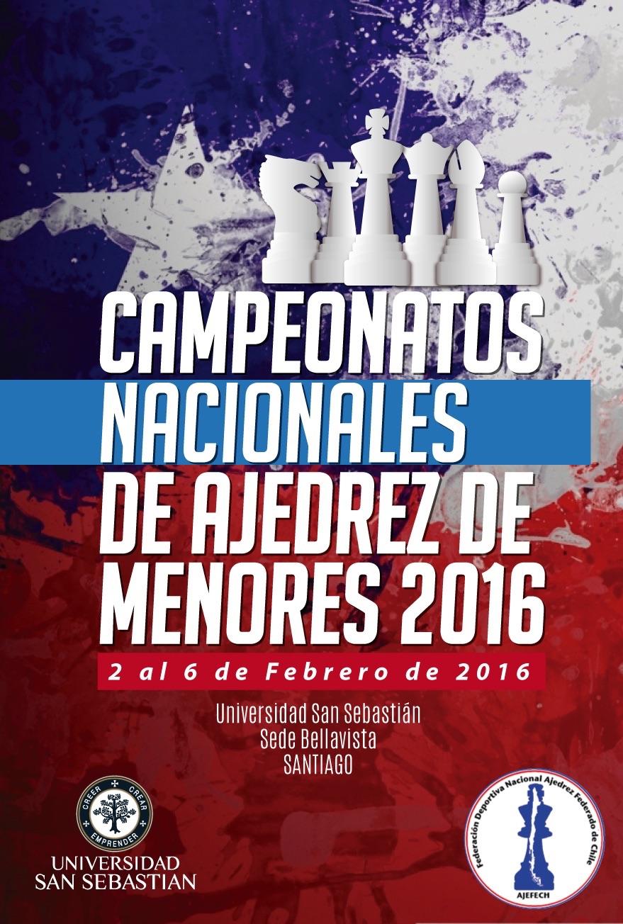 NACIONAL DE MENORES 2016