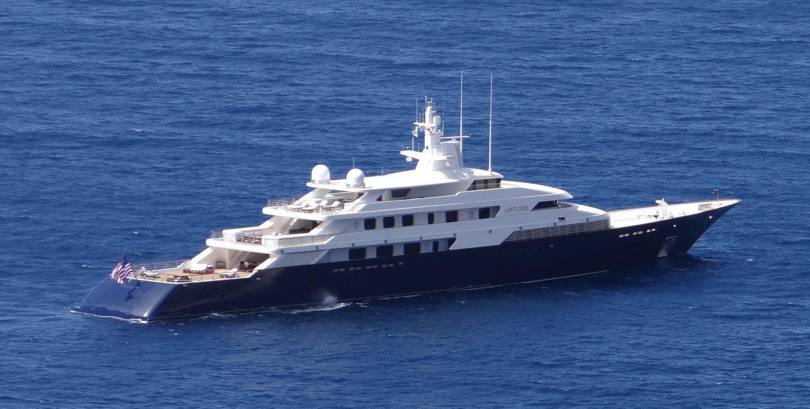 Megayacht LIMITLESS