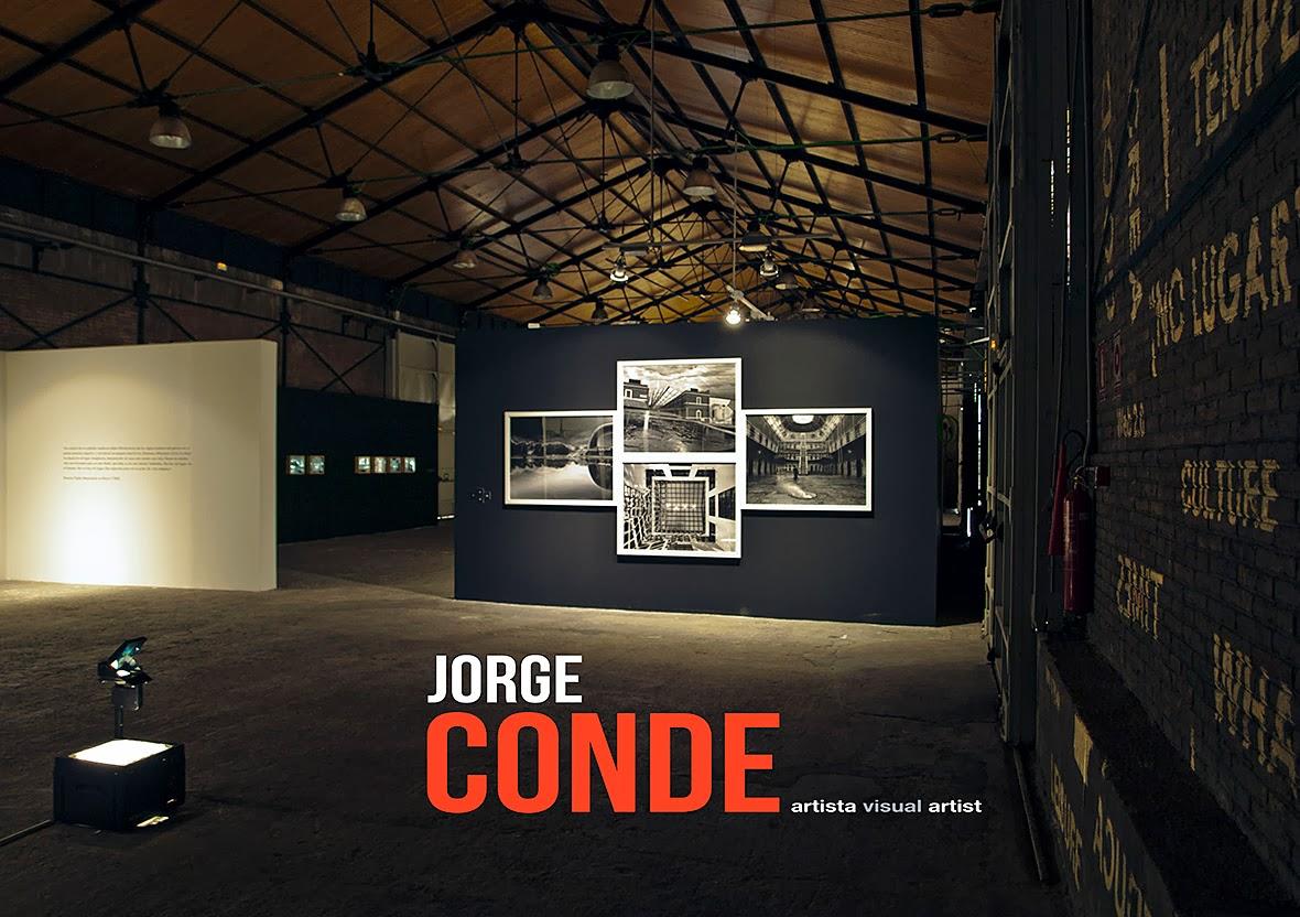 Jorge Conde_visual artist