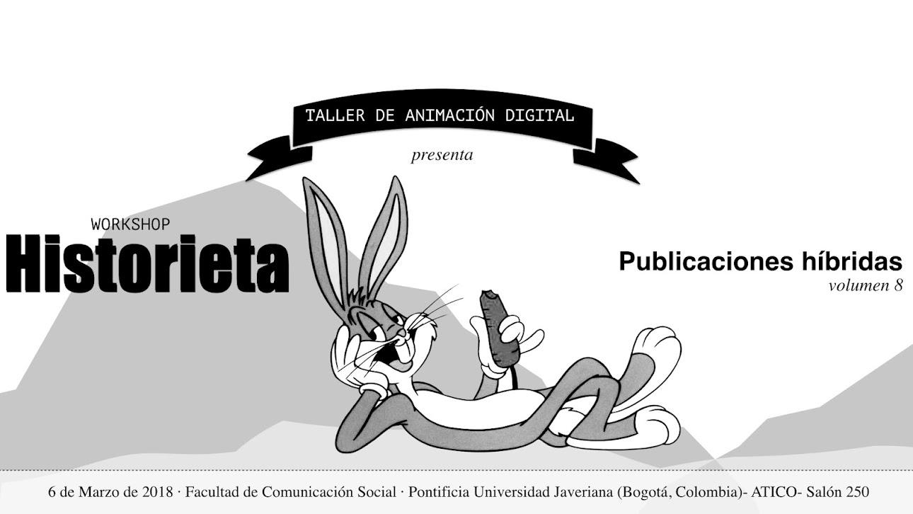 Workshop: Historieta- Publicaciones Híbridas