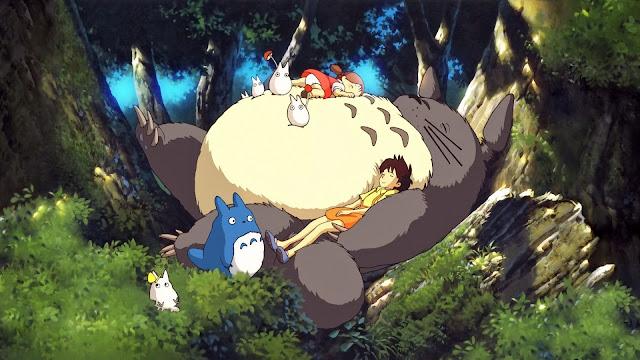 Vecinul meu, Totoro