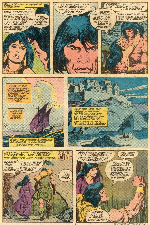 Conan the Barbarian (1970) Issue #72 #84 - English 6