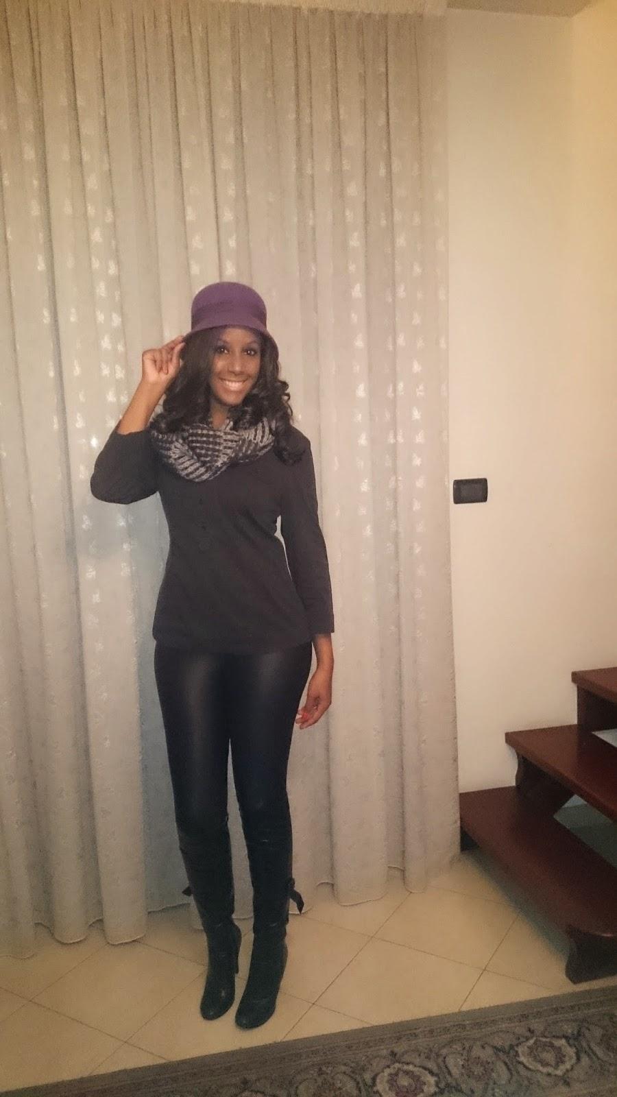 9f2b301f40a66 Angela Pent moda e beleza  Chapéu no inverno  como usar