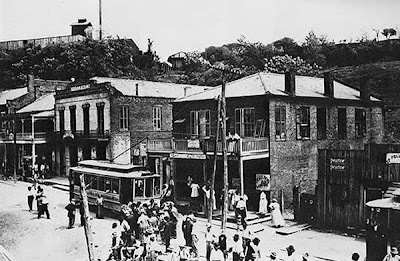 Natchez Trolley, c1890