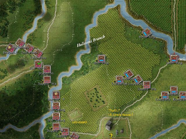 Первое сражение при Манассасе 1861