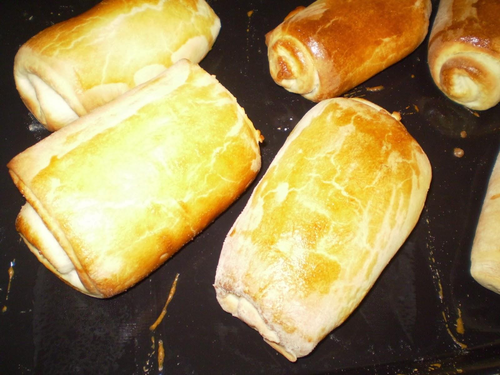 Les fourneaux de philo pain au chocolat maison - Pain au chocolat maison ...