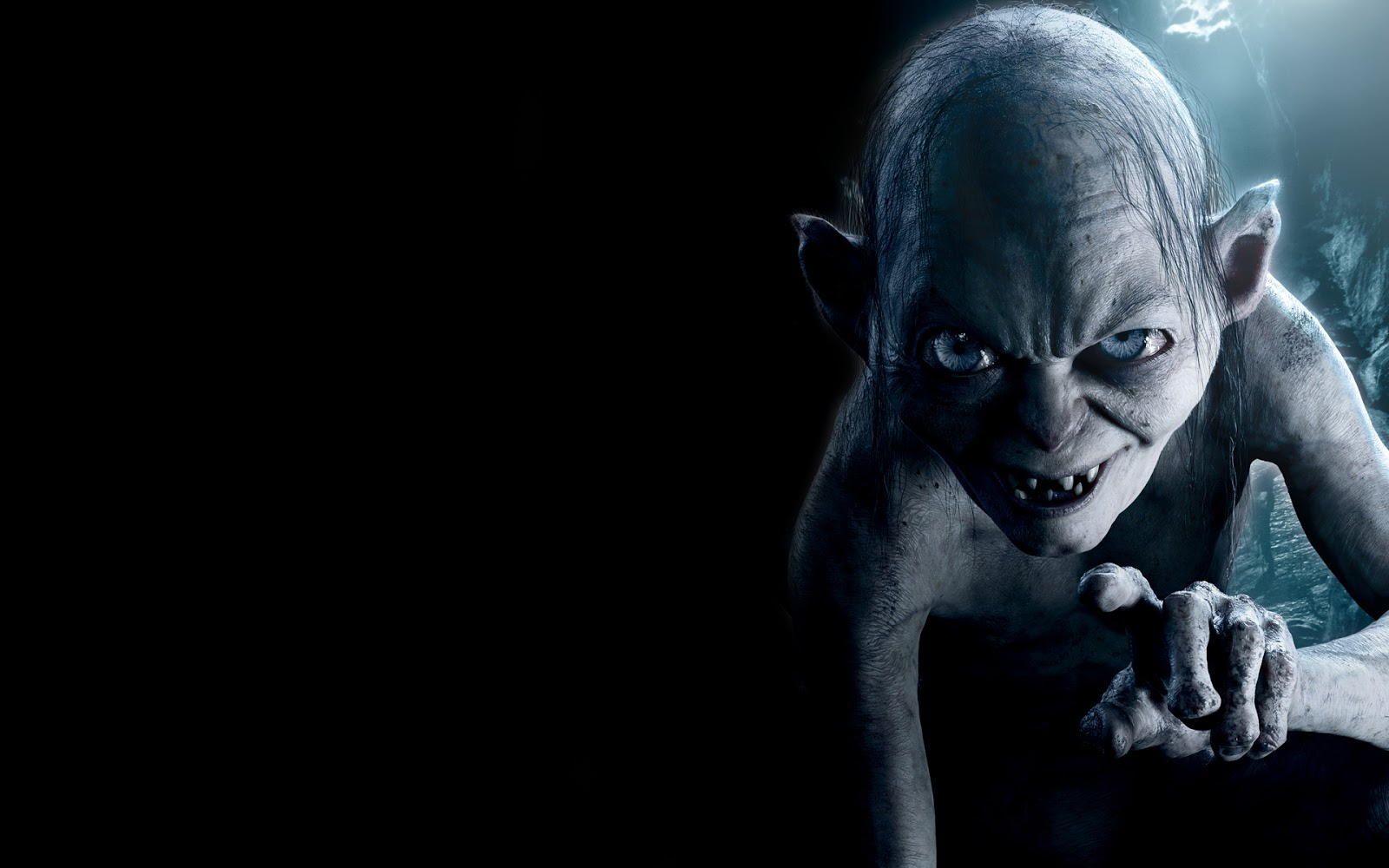 gollum hobbit an unexpected journey movie hd wallpaper | download hd