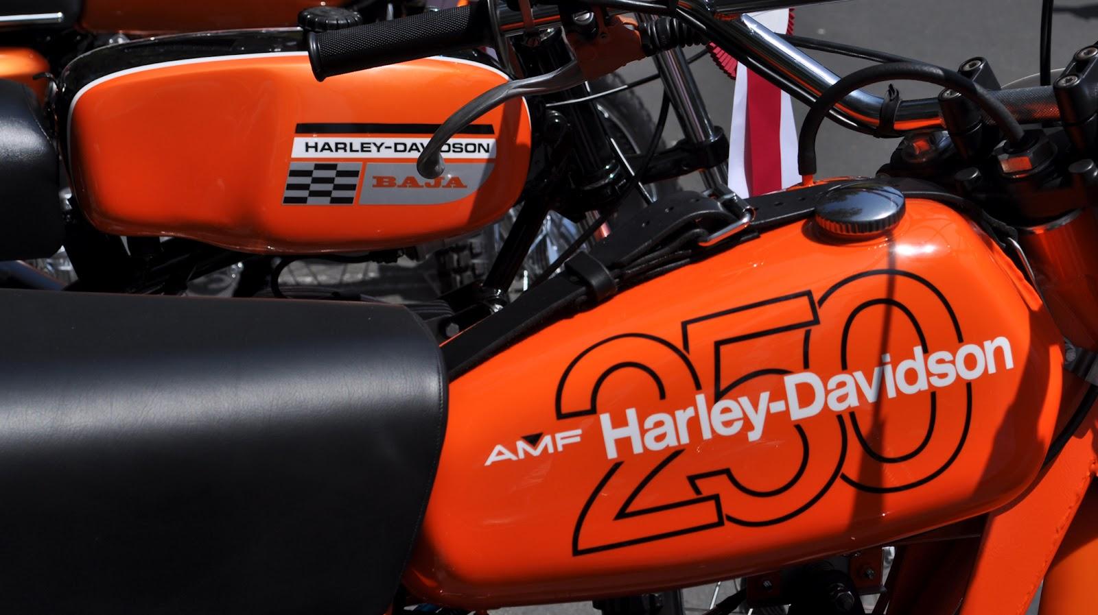 Harley Baja 100