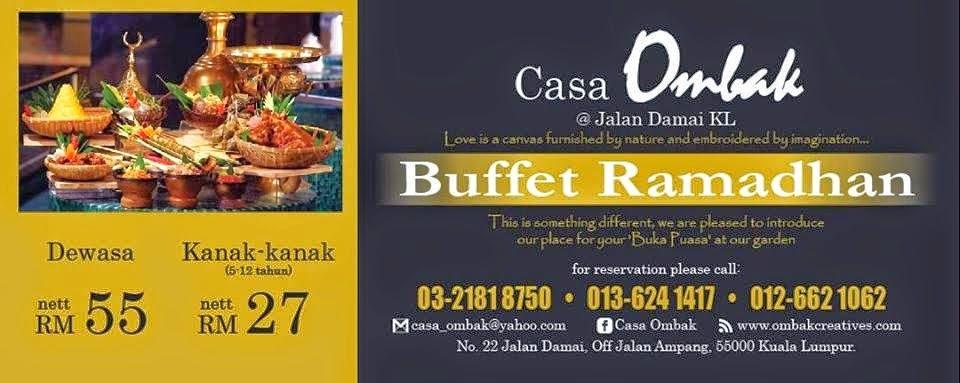 buffet casa ombak, Buffet ramadhan, Buffet Ramadhan Casa Ombak, casa ombak, contest, harga buffet ramadhan casa ombak, lokasi casa ombak,