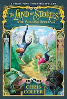 bookcover of The Wishing Spell (The Land of Stories #1) by Chris Colfer