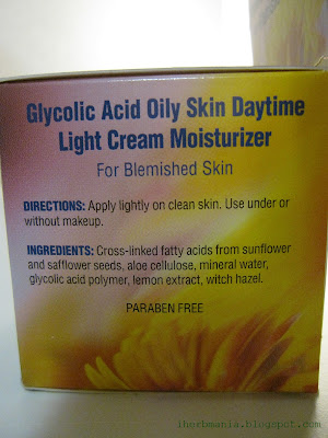Reviva Labs Acid Glycolic Cream Iherb Acido Glicolico