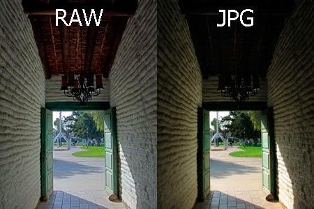الفرق بين صيغ الصور