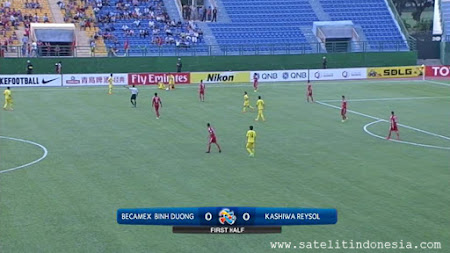 afc champions league live tv League Binh Duong vs Kashiwa Reysol