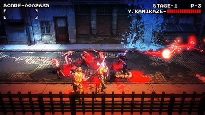 yaiba ninja gaiden z pc game review screenshot gameplay 2 Yaiba Ninja Gaiden Z CODEX