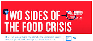 Infographic World Food Crisis