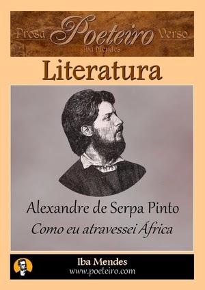 Como eu atravessei África, de Alexandre de Serpa Pinto pdf gratis