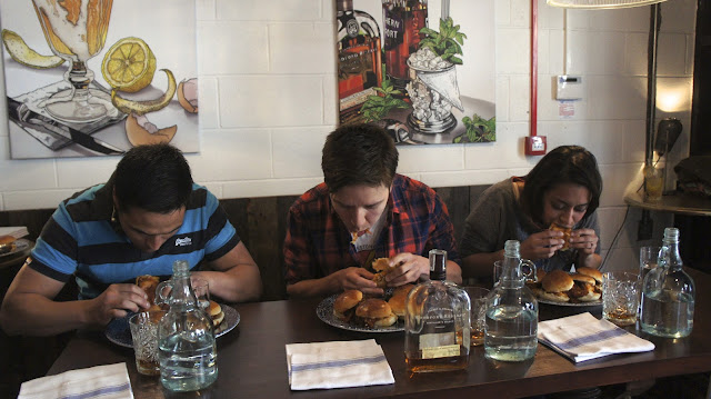 Man Vs Food at Beard To Tail review by We The Food Snobs