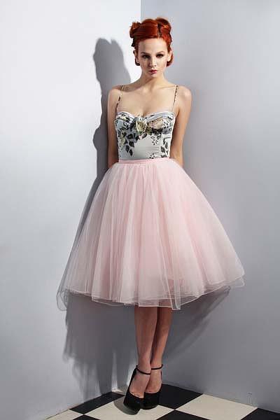 blair waldorf, plotkara, spódnica balerina, spódnica z tiulu
