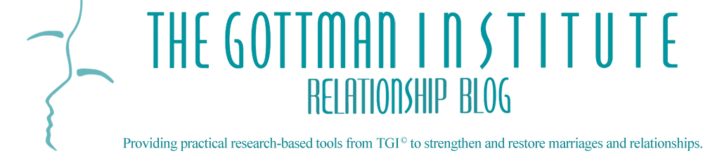 Relationship and Marriage Advice | The Gottman Relationship Blog