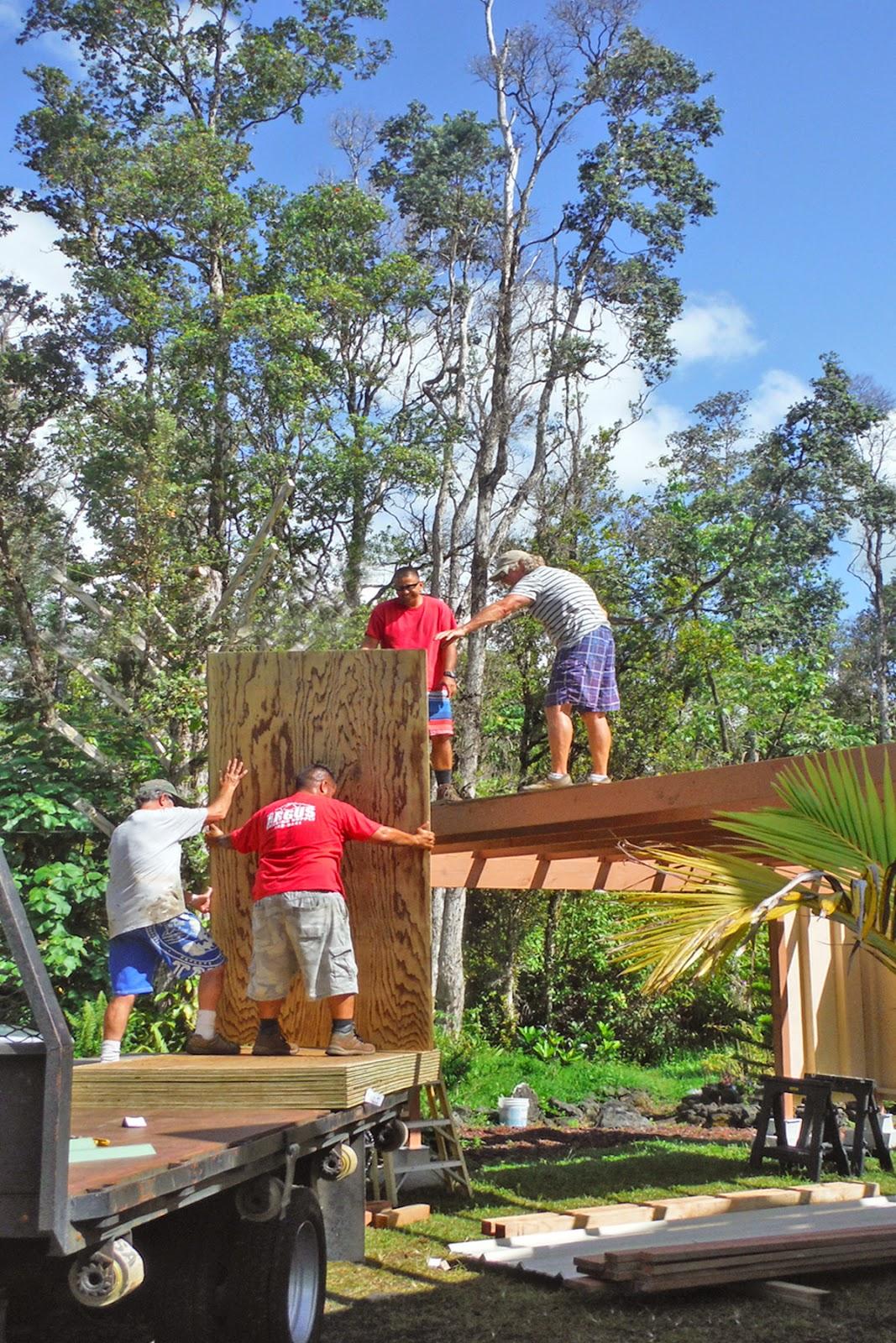 haysmer hawaii carport continues