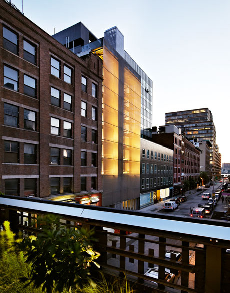 Travel leisure 39 s it list the best new hotels of 2012 for Hotel americano nyc