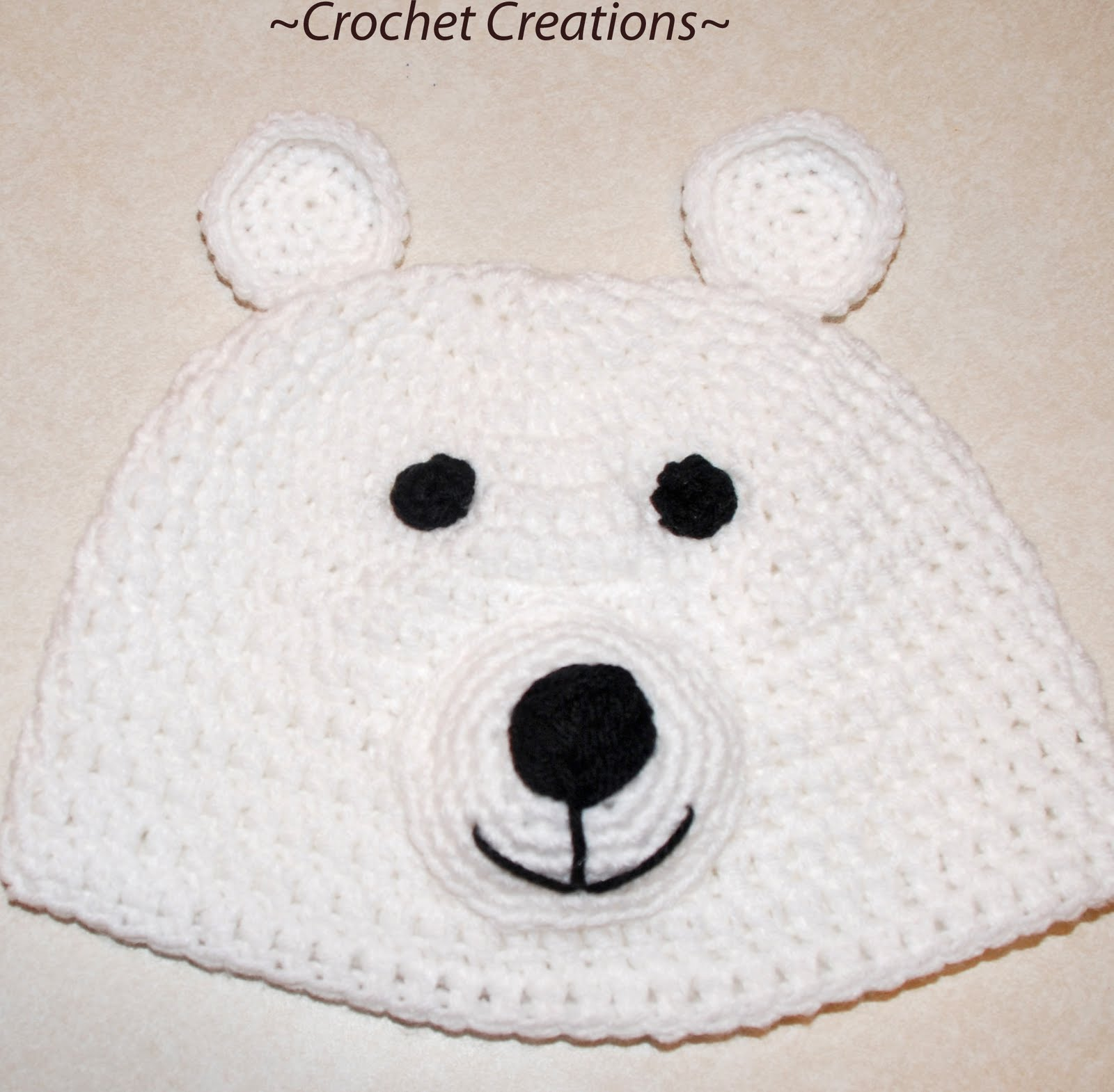 Crochet care bear hat pattern dancox for crocheted bear pattern crochet club bankloansurffo Choice Image