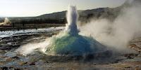 Unlimited renewable power lies below geothermal regions, such as in Iceland. (Image: Milan Nykodym via Flickr) Click to Enlarge.