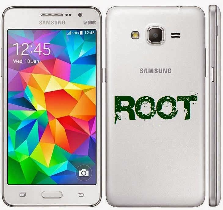 Cara Root Samsung Galaxy Prime