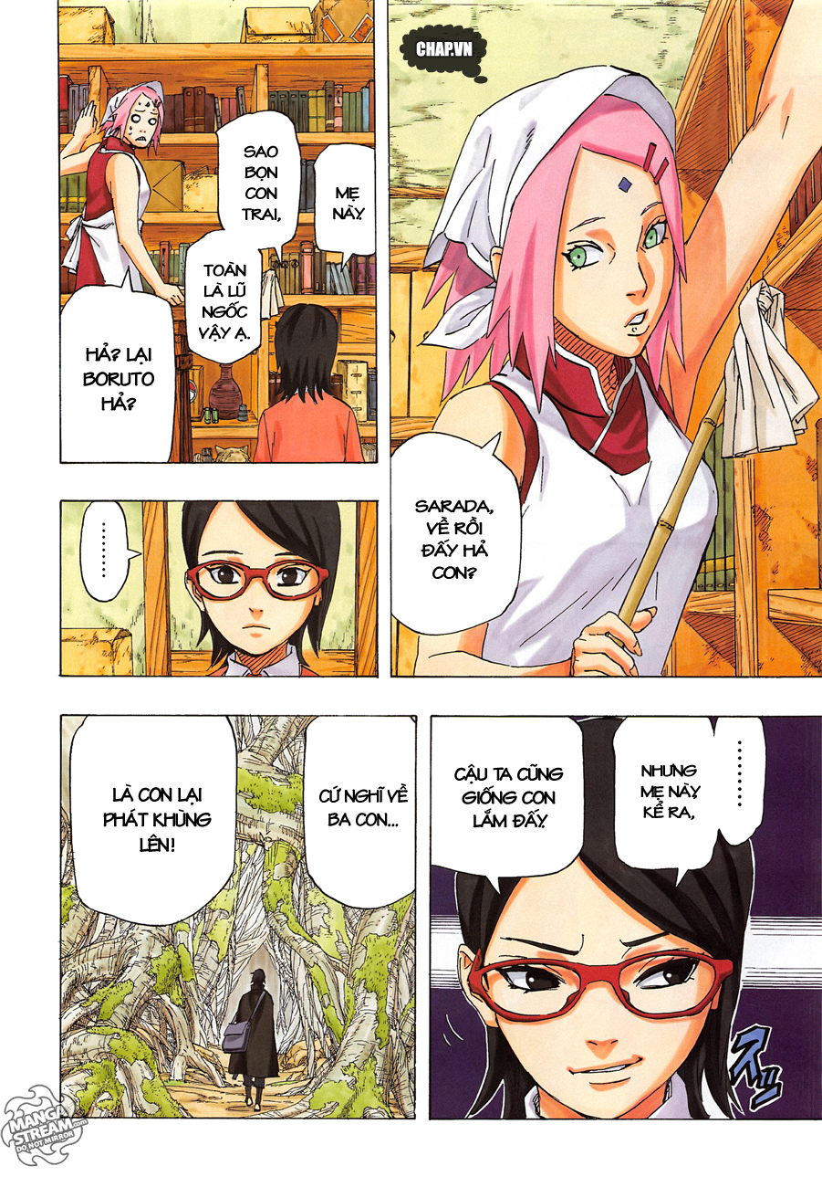 Naruto chap 700 – Chap cuối Trang 18