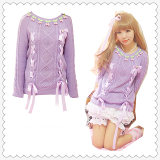 http://fashionkawaii.storenvy.com/products/12429651-sweet-lolita-strawberry-collar-sweater