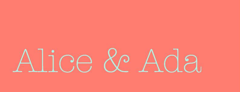 Alice & Ada