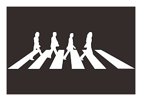 Logo The Beatles AR Vector