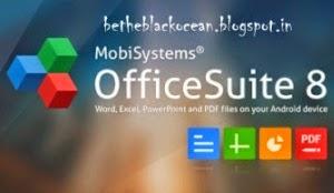 Office Suite 8 Pro + PDF APK Latest Version v8.1.2568