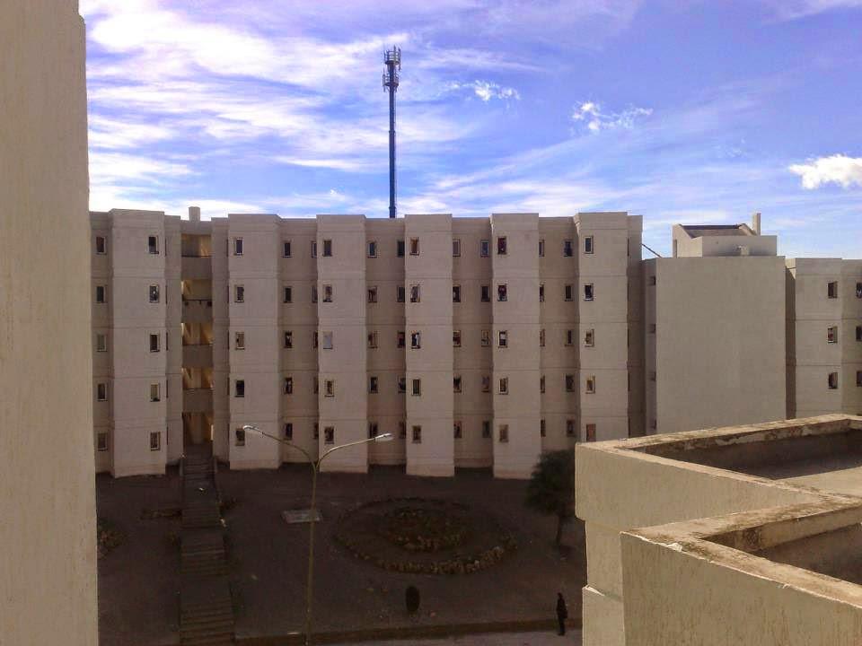 الحي الجامعي بوجدة يتعزز بإقامة جديدة