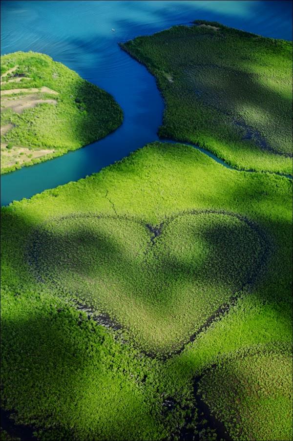 nouvelle calédonie, photo de voyage, calédonie, ULM, survol, coeur de voh, voh, coeur