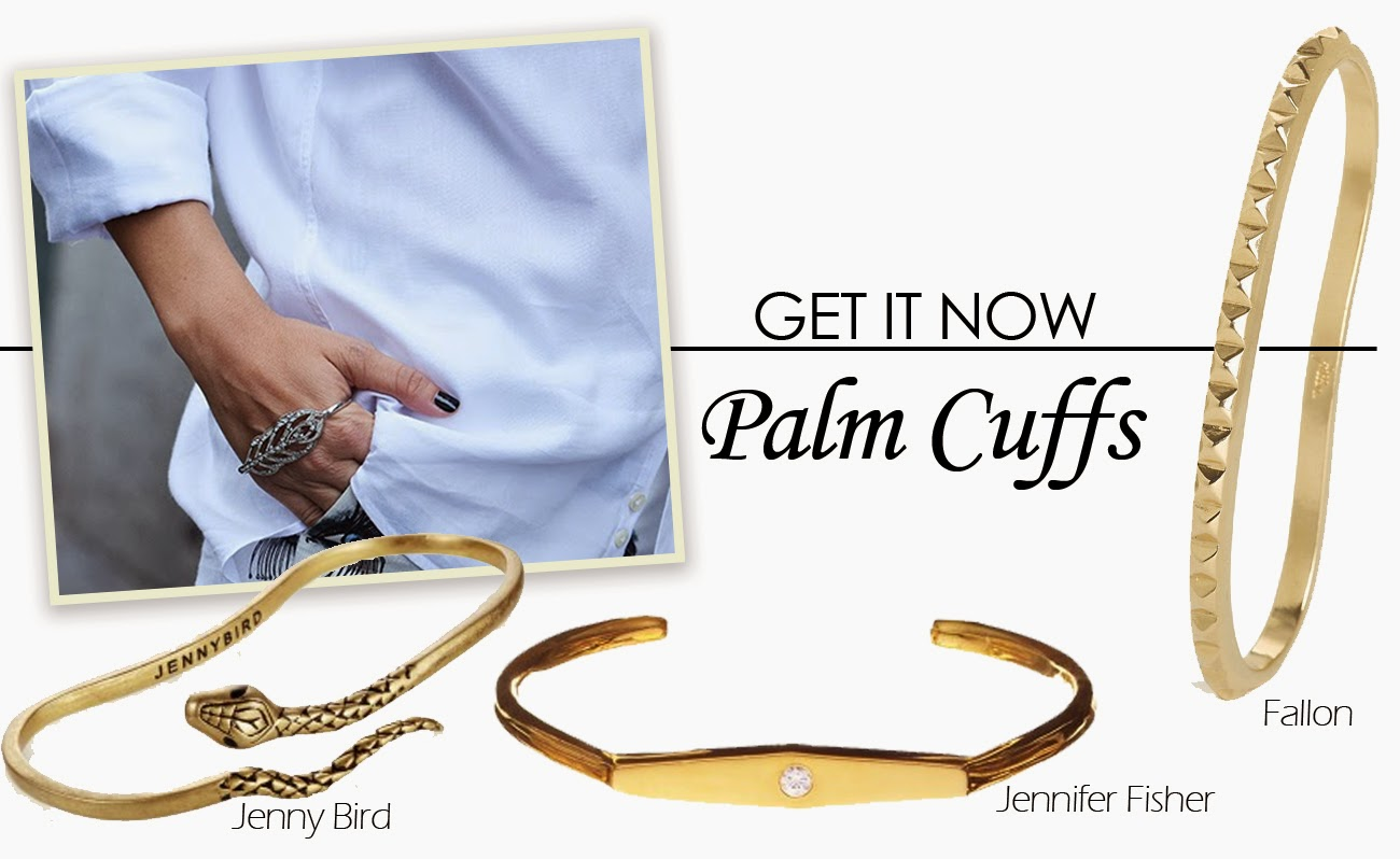 Get It Now: Palm Cuffs